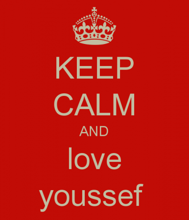 keep calm and love youssef (8)