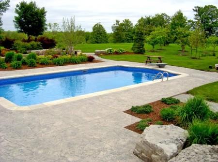 اشكال حمامات سباحة منزلية (2)