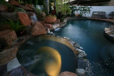 اشكال حمامات سباحة (3)