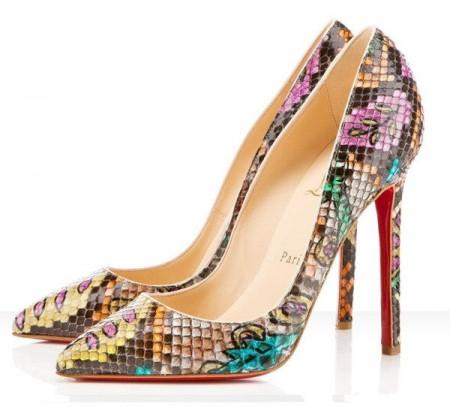 تصميمات احذية 2015 بنات (1)