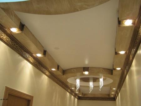 تصميمات اسقف شقق عرسان (1)