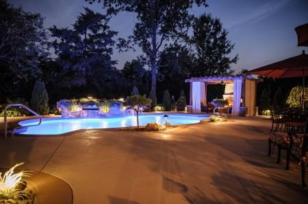 حمامات سباحة للفلل (2)