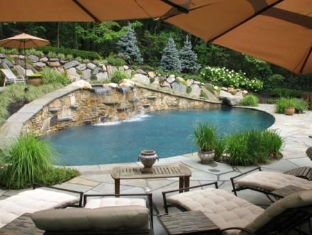 حمامات سباحة للقصور (3)