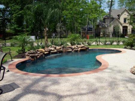 حمامات سباحة منزلية (1)