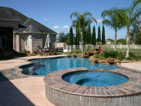 حمامات سباحة منزلية (4)