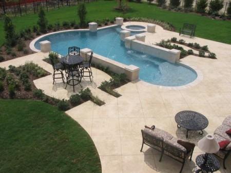 حمامات سباحة منزلية (5)