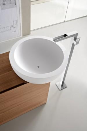 ديكورات حمامات 2015 ابيض (3)