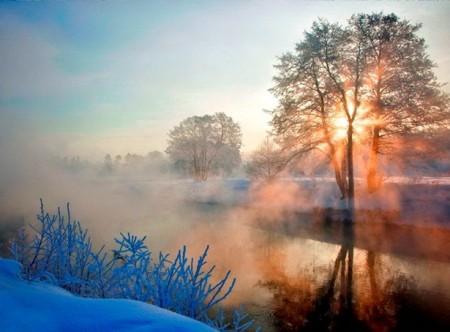صور الثلج في خلفيات جميلة وجذابة (1)