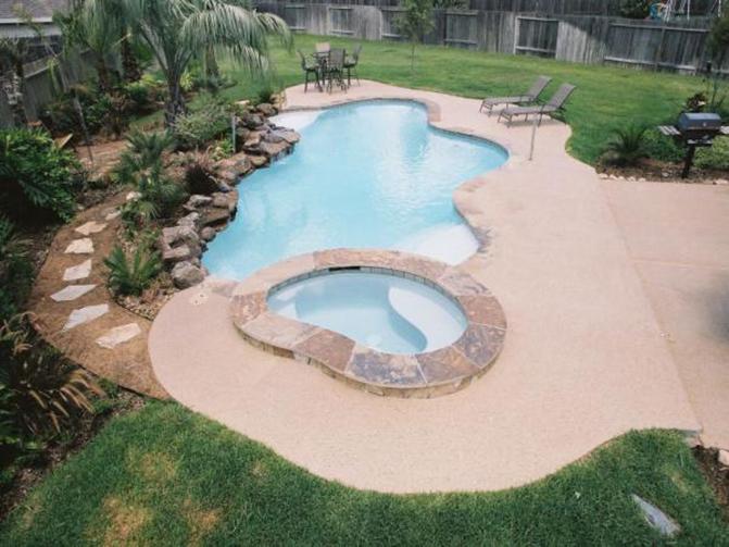 صور حمامات سباحة لفيلا (1)