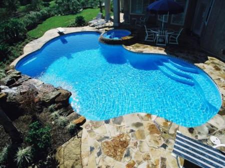 صور حمامات سباحة منزلية (3)