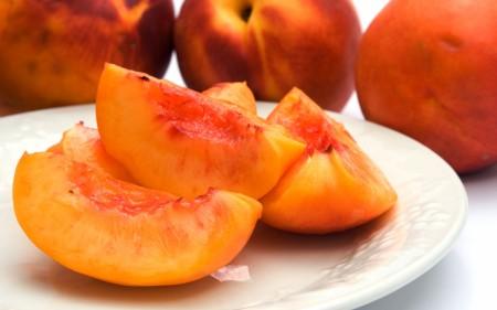 صور خوخ برتقالي (1)