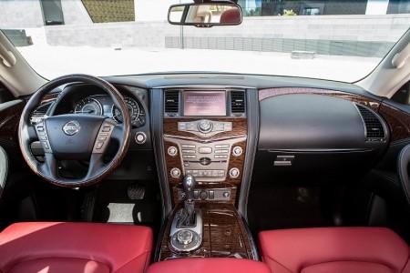 صور سيارة نيسان باترول الجديدة كليا (3)