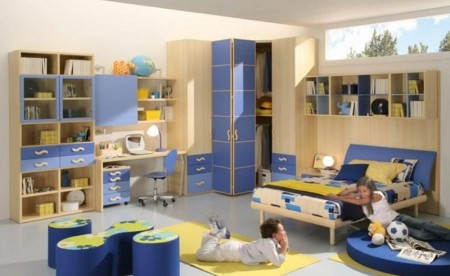 غرف للأطفال (3)