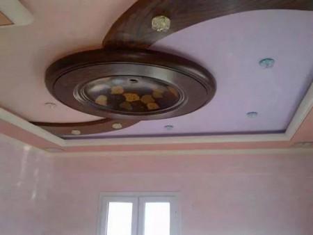 اشكال اسقف معلقة لتزين الشقق 2016
