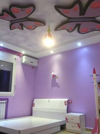 اسقف معلقة غرف اطفال
