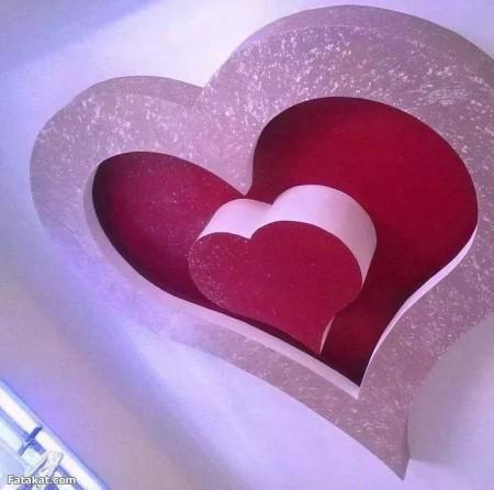 اسقف معلقة قلوب