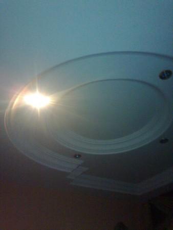 اسقف معلقه فخمة جدا (1)