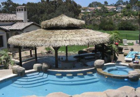 اشكال حمامات سباحة (2)