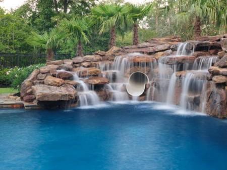 اشكال وتصميمات حمام السباحة الحديث (2)