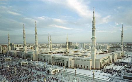 اماكن الحج السعودية (1)