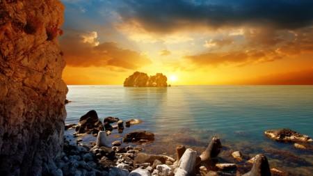 بحر هادئ (2)