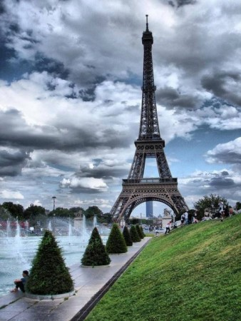 برج ايفل عجائب الدنيا (5)