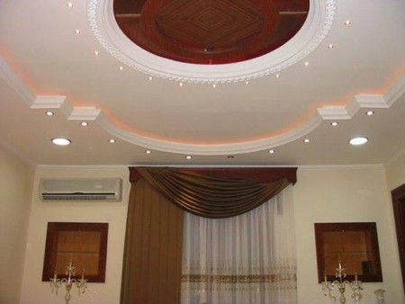 تصميمات اسقف معلقة (1)