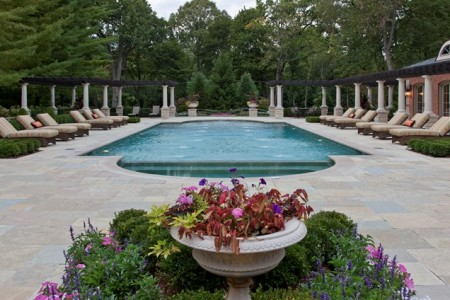 تصميمات حمامات السباحة بالصور (2)