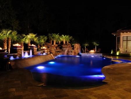 تصميمات حمامات السباحة بالصور (4)