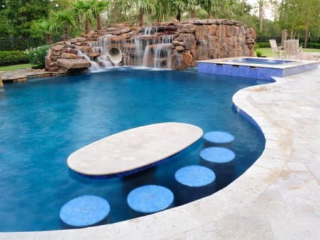تصميمات حمامات سباحة (1)