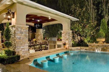 تصميمات حمامات سباحة (5)