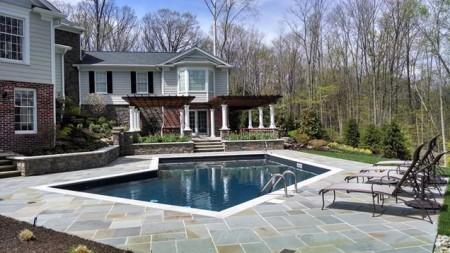 تصميم حمام السباحة (2)