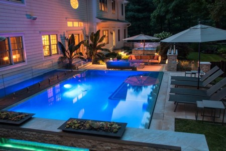تصميم حمام السباحة (3)