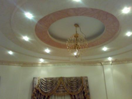 ديكورات وصور سقف معلق (2)