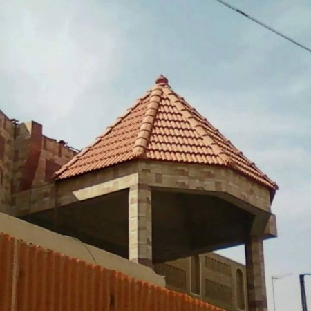 سقف قرميد (2)