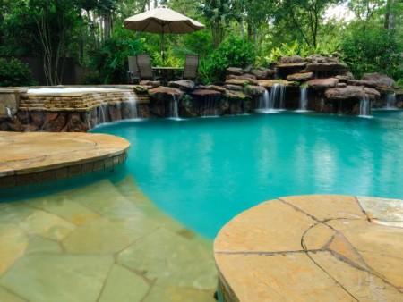 شكل حمام سباحة (2)