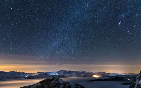 صور نجوم الليل خلفيات HD (1)