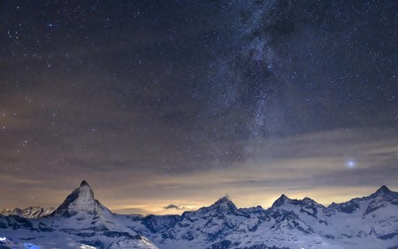 صور نجوم الليل خلفيات HD (4)