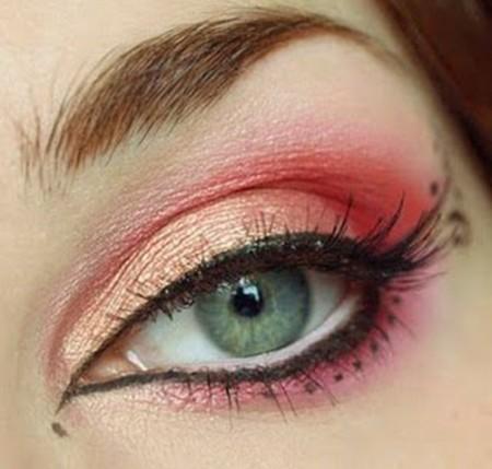 مكياج عيون بالصور (2)