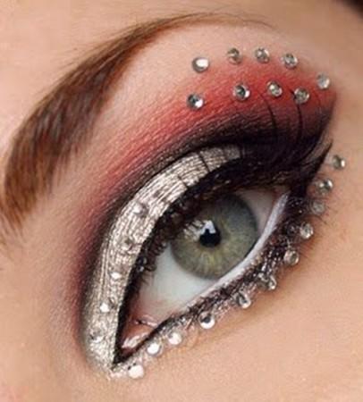 مكياج عيون بالصور (3)