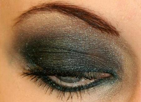 مكياج عيون خفيف (3)