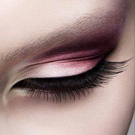 مكياج عيون لبناني (2)