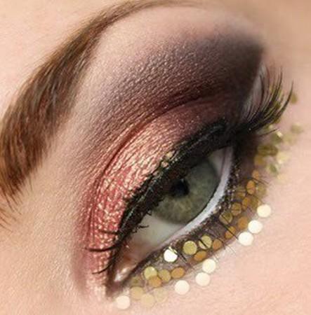 مكياج عيون  (5)