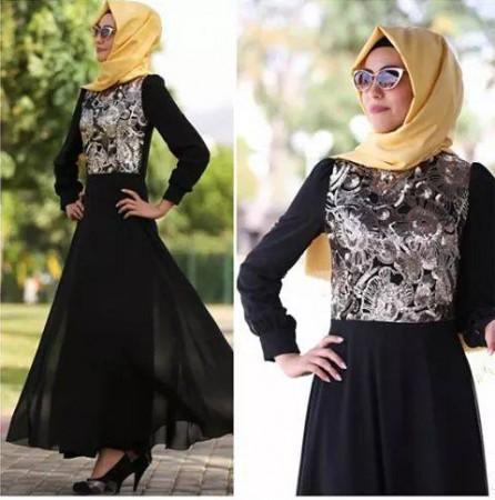 تنسيق الملابس للمحجبات (4)
