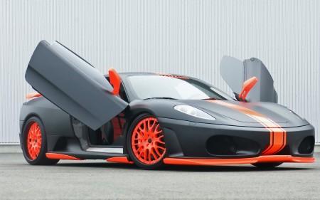سيارات سباق فخمة (2)