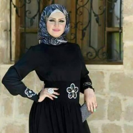 صور ملابس محجبات للعيد 2015 (2)