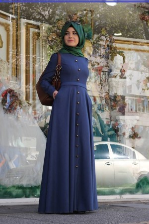 صور ملابس محجبات للعيد 2015 (4)