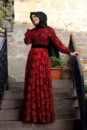 ملابس العيد للمحجبات (4)