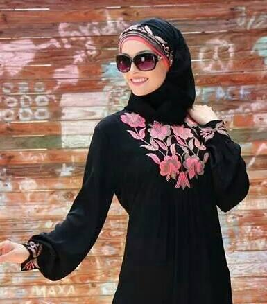 ملابس العيد 2015 للمحجبات (2)
