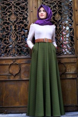 ملابس العيد 2015 للمحجبات (4)